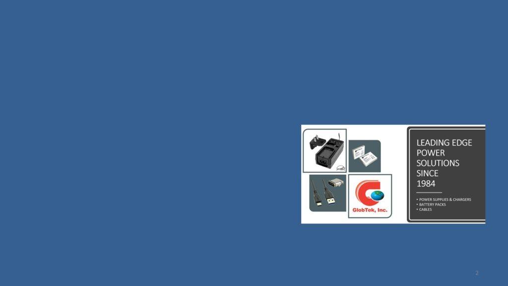 GlobTek Page fabricant test